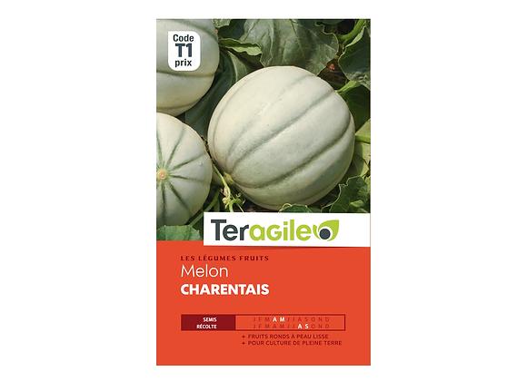 GRAINES MELON CHARENTAIS TERAGILE®