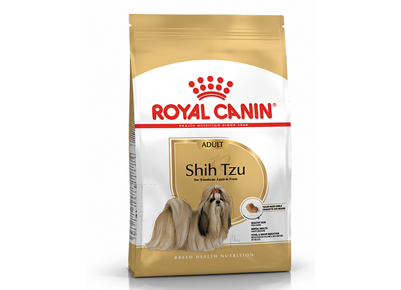 CROQUETTES CHIEN ROYAL CANIN® SHIH TZU ADULT - 1.5KG