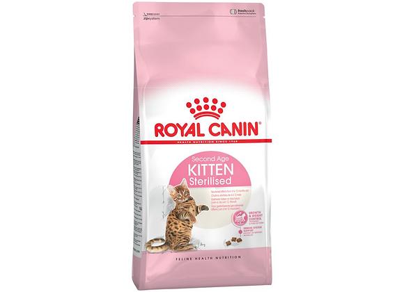 CROQUETTES CHATON ROYAL CANIN® KITTEN STERILISED - 3,5KG