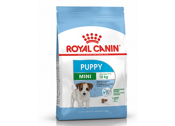 CROQUETTES CHIOT ROYAL CANIN® MINI PUPPY - 2KG