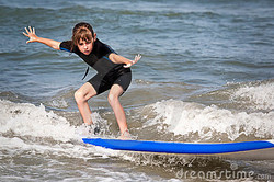 Aula de Surf em Floripa