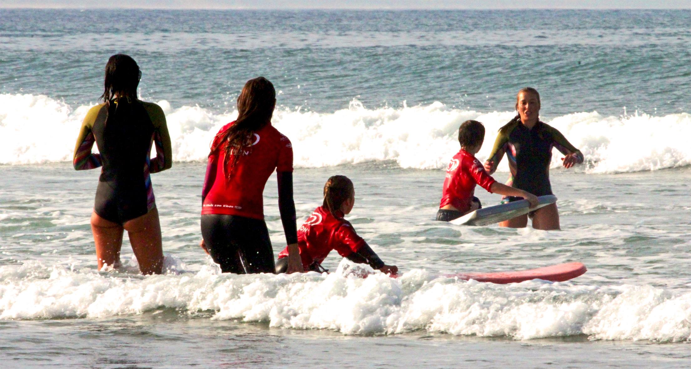 Surf em Floripa