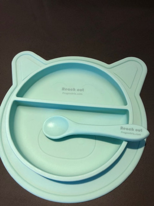 Soft Silicon suction Plate