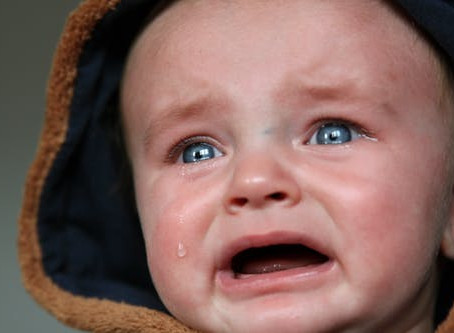 Tormented by baby crying?