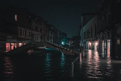 Venezia allagata durante alluvione Novembre 2019