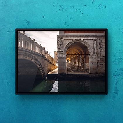 Ponte della Paglia e Palazzo Ducale