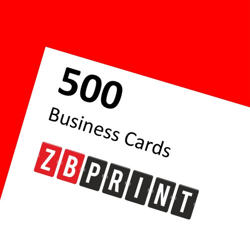 500 business cards 400 gsm matt laminated 500 business cards 400 gsm heavy card matt laminated 85cm x 55cm double sided print free artwork check free uk mainland delivery price is based on colourmoves