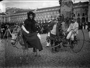 Origins of the Lisbon Carnaval