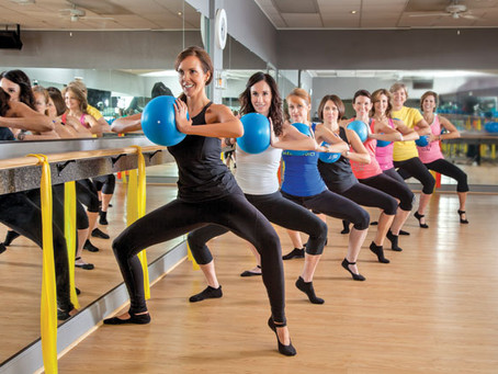 New Class Offering: Body Barre