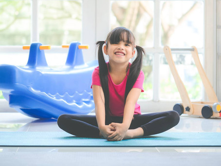 New Class Offering: Children's Yoga