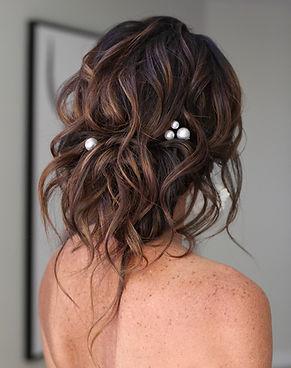 Yvana Sanders Bridal Hairstylist & Educator