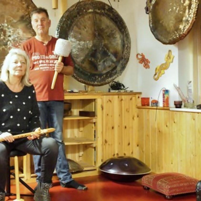 Inspiratiedag zondag 8 december De bijzondere geluiden van de gong.