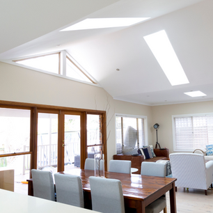 Four Velux skylights installed at Lane Cove West