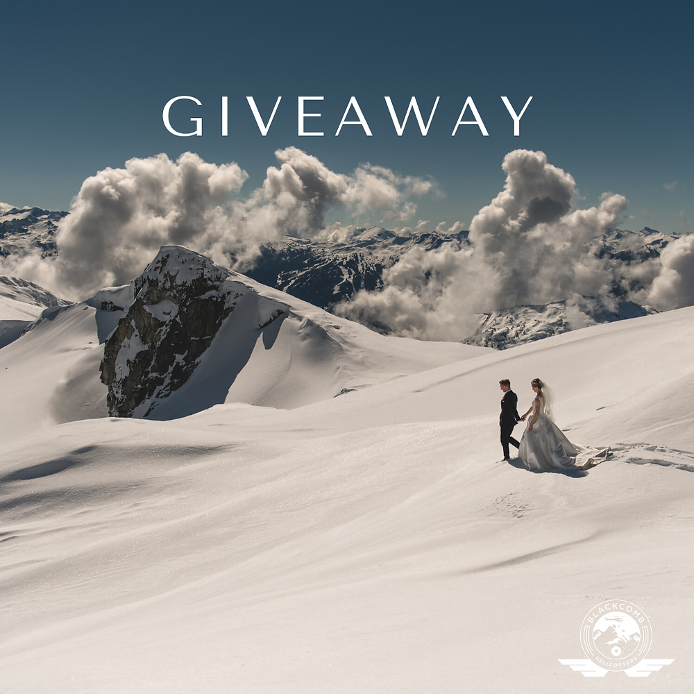Whistler Helicopter Whistler Giveaway