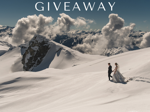 Win a Helicopter Elopement in Whistler