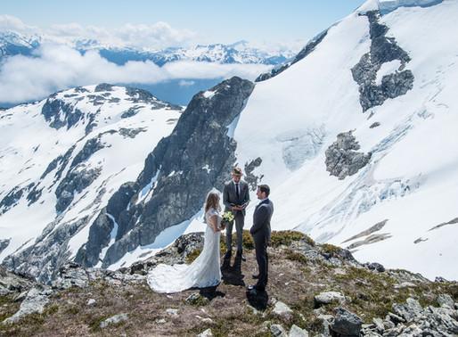 Andrew & Audra - Whistler Elopement video