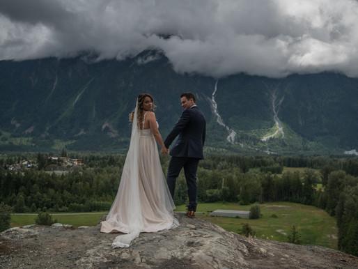Brittany & Spencer - North Arm Farm wedding
