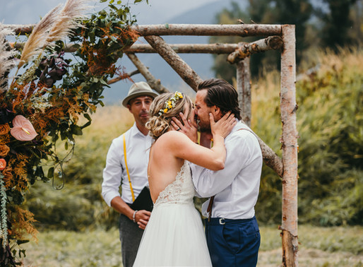 My own wedding experience