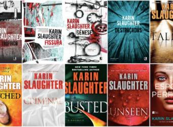 Livro: Série Will Trent de Karin Slaughter