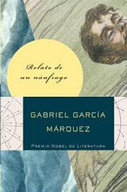 Relato de un Naufrago. Gabriel Garcia Marquez
