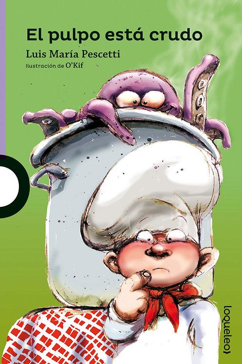 4th Grade Mandatory Book- El Pulpo esta crudo