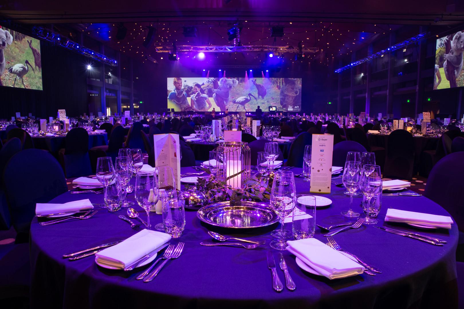Gala Dinner - Aborigenes