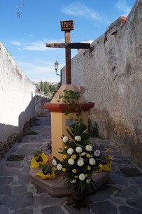 Camina el Recorrido de las Cruces