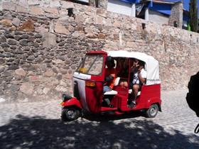 Vive la experiencia de las Mototaxis