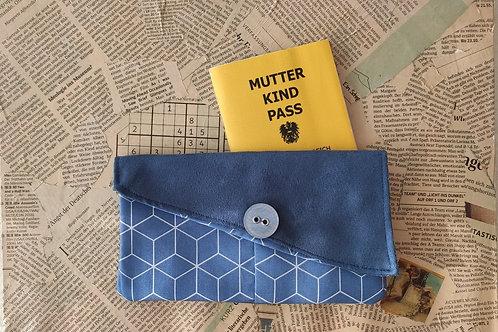 Mutter-Kind-Pass Hülle/Clutch
