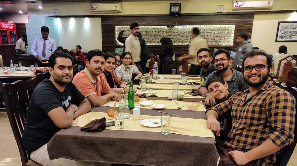 Abijjhit Hosts Party  28/07/2019