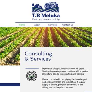 T.R Meluka Entrepreneurship
