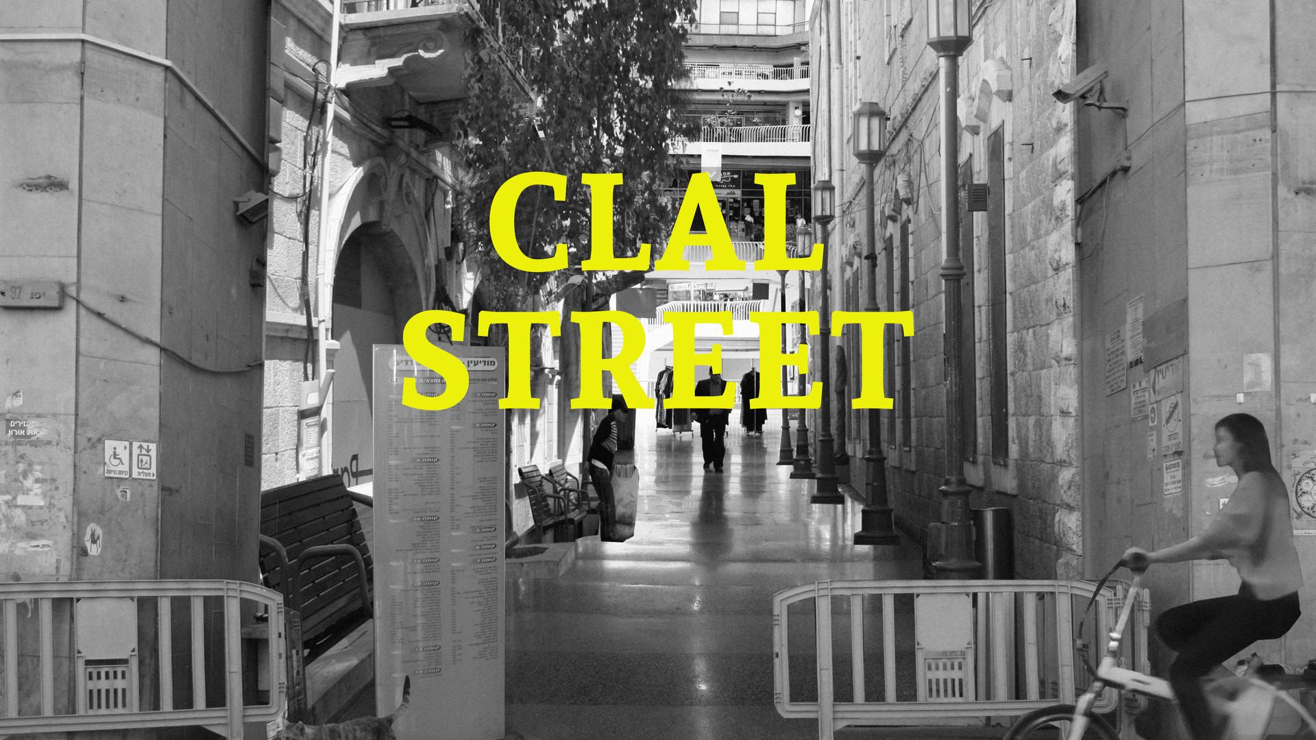 Clal Street
