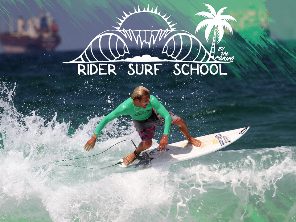 Riders surf school