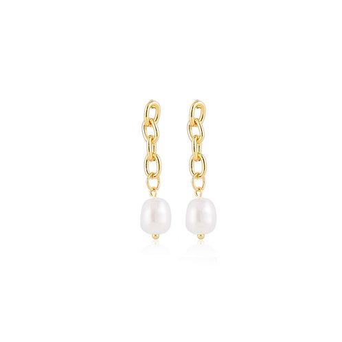Jane Pearl Earrings