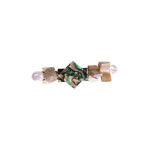 Green Marble  Multi Pin