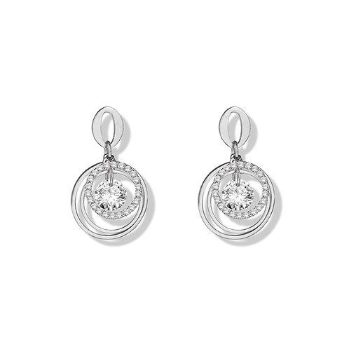 Resina Hoop Earrings