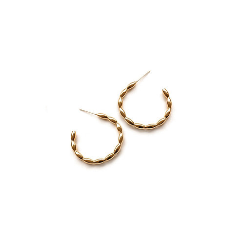Lemi Hoop Earrings