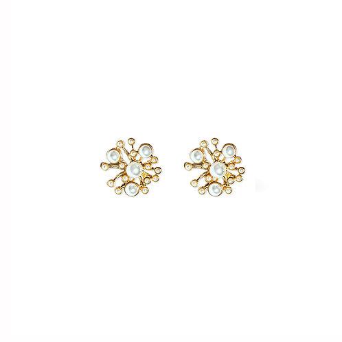 Snowflower Earrings