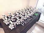 Impressão 3D de troféus - Projeto robô cirúrgico