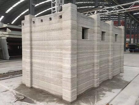 Impressão 3D na construção civil - Estudo de caso