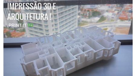 Impressão 3D-- Inovação e novas possibilidades.