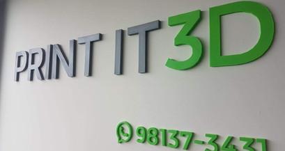 Impressão em 3D - As vantagens de utilizar a inovação da impressão em 3D na sua empresa