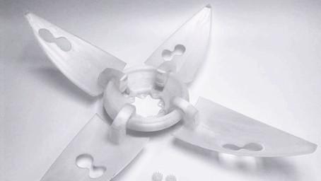 Impressão 3D de TCC - Projeto Protótipo de Embalagem dinâmico