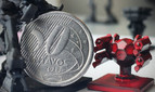 Impressão 3D SLA resina de miniaturas, Case RPG