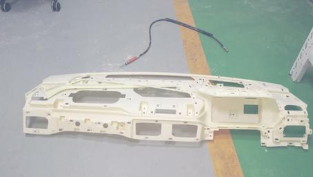 Peças de carro impressas 3D