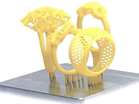 Impressão 3D de joias - Guia completo