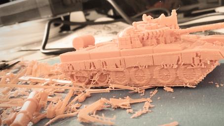 Suporte de impressão 3D – Guia completo