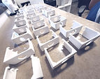 Produção em escala com impressão 3D - Projeto fixador