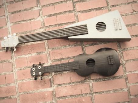 Impressão 3D de instrumentos