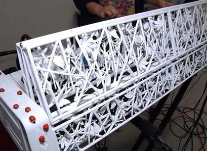 Impressão 3D na Indústria Musical
